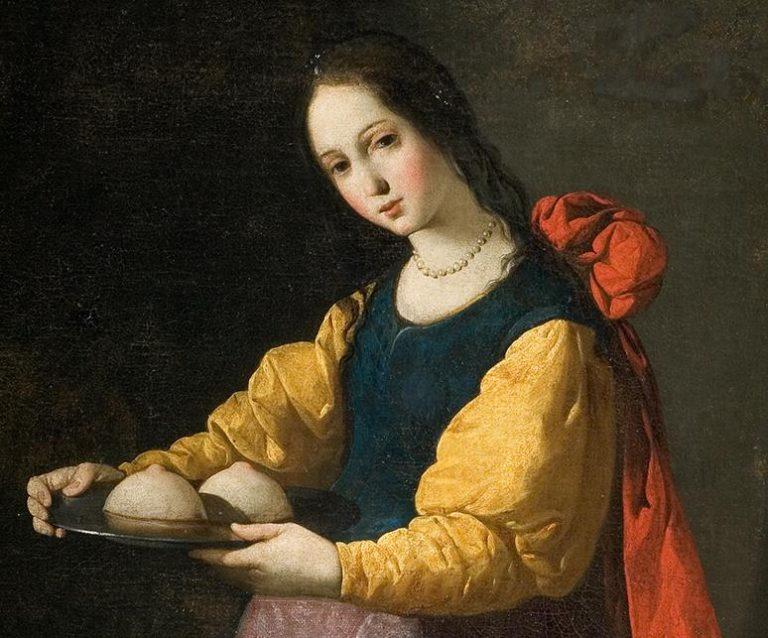Sainte Agathe de Catane